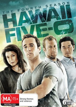 Hawaii Five-0: The Fourth Season [DVD]