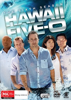 Hawaii Five-0: The Sixth Season [DVD]