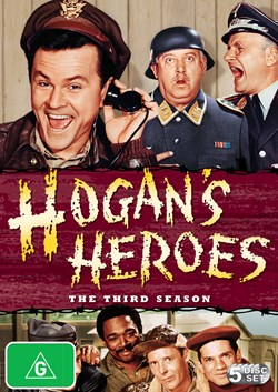 Hogan's Heroes: Season 3 [DVD]