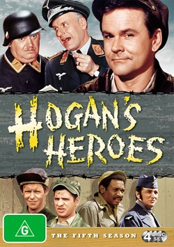 Hogan's Heroes: Season 5 [DVD]