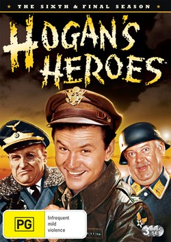Hogan's Heroes: Season 6 [DVD]