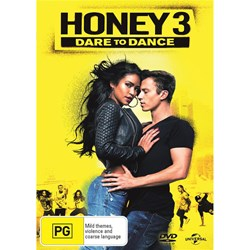 Honey 3 [DVD]