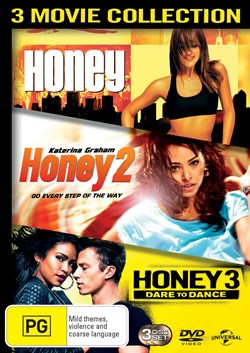 Honey: 3-movie Collection [DVD]