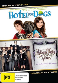 Hotel for Dogs/Addams Family Values [DVD]