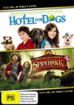 Hotel for Dogs/The Spiderwick Chronicles [DVD]