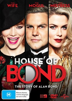 House of Bond: The Story of Alan Bond [DVD]