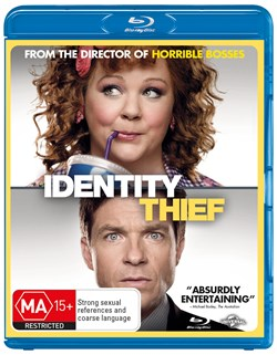 Identity Thief [Blu-ray]