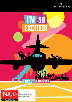 I'm So Excited [DVD]