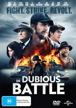 In Dubious Battle [DVD]