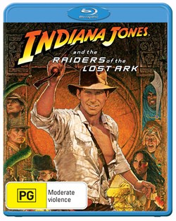 Indiana Jones and the Raiders of the Lost Ark [Blu-ray]