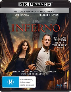 Inferno (4K Ultra HD + Blu-ray) [UHD]