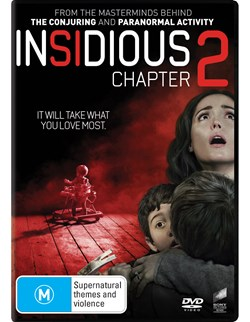 Insidious - Chapter 2 [DVD]