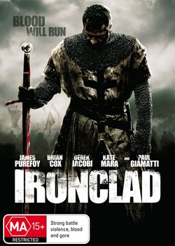Ironclad [DVD]