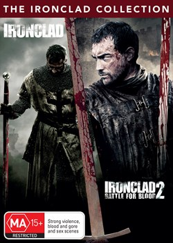 Ironclad/Ironclad 2 - Battle for Blood [DVD]