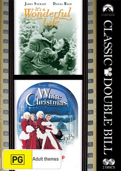 It's a Wonderful Life/White Christmas [DVD]