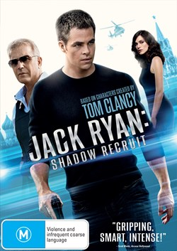 Jack Ryan: Shadow Recruit [DVD]