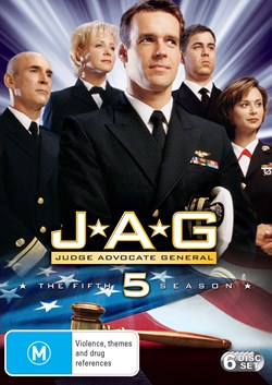JAG: The Complete Fifth Season [DVD]