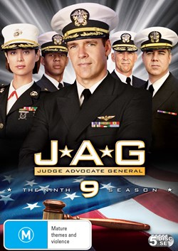 JAG: The Complete Ninth Season [DVD]