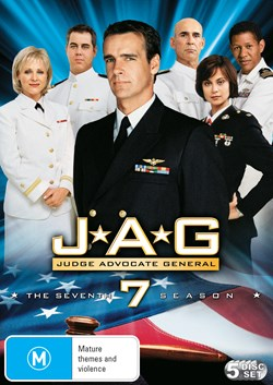 JAG: The Complete Seventh Season [DVD]