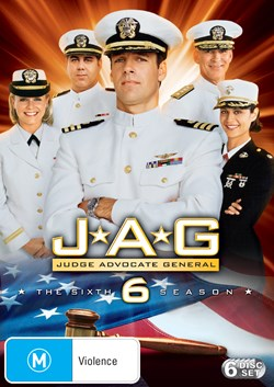 JAG: The Complete Sixth Season [DVD]