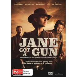 Jane Got a Gun [DVD]
