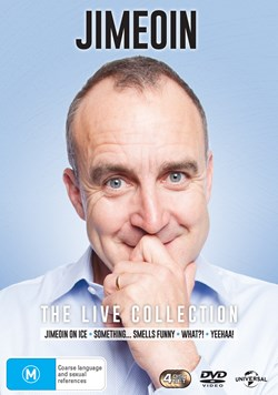 Jimeoin: The Live Collection [DVD]