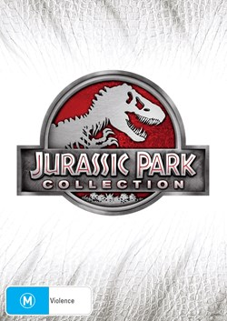 Jurassic Park Collection [DVD]