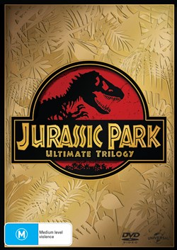 Jurassic Park: Trilogy Collection [DVD]