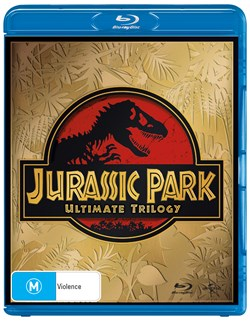 Jurassic Park: Trilogy Collection [Blu-ray]