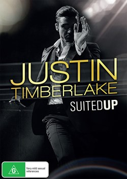 Justin Timberlake: Suited Up [DVD]