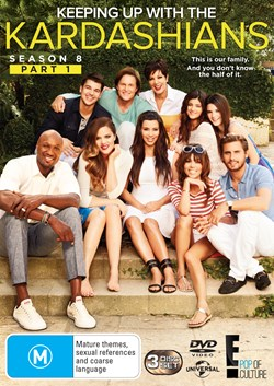 Keeping Up With the Kardashians: Season 8 - Part 1 [DVD]