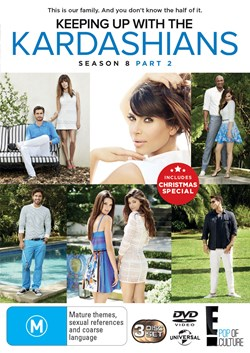 Keeping Up With the Kardashians: Season 8 - Part 2 [DVD]