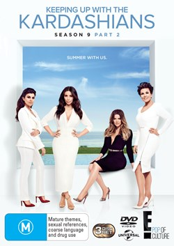 Keeping Up With the Kardashians: Season 9 - Part 2 [DVD]