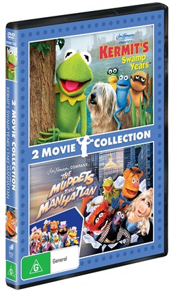 Kermit's Swamp Years/The Muppets Take Manhattan [DVD]