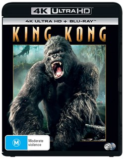 King Kong (4K Ultra HD + Blu-ray + Digital Download) [UHD]