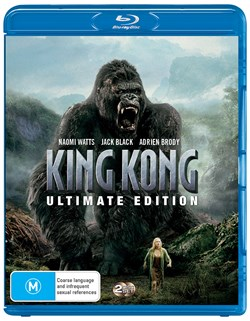 King Kong [Blu-ray]