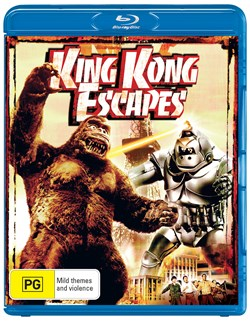 King Kong Escapes [Blu-ray]