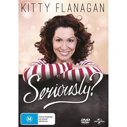 Kitty Flanagan: Seriously [DVD]