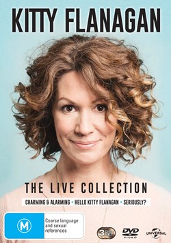 Kitty Flanagan: The Live Collection [DVD]