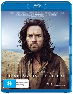 Last Days in the Desert [Blu-ray]
