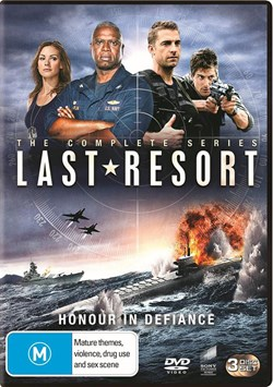 Last Resort: Season 1 [DVD]