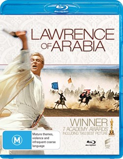 Lawrence of Arabia [Blu-ray]