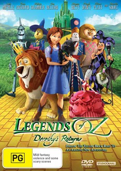 Legends of Oz - Dorothy's Return [DVD]