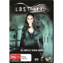 Lost Girl: The Complete Second Season [DVD]