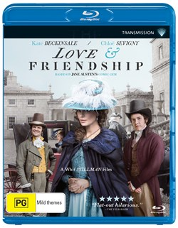 Love & Friendship [Blu-ray]