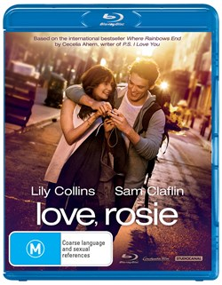 Love, Rosie [Blu-ray]