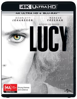 Lucy (4K Ultra HD + Blu-ray + Digital UV Copy) [Blu-ray]