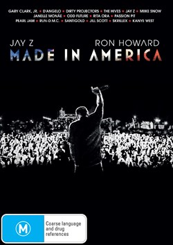 Made in America [DVD]