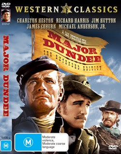 Major Dundee [DVD]