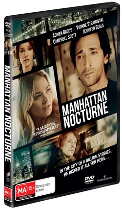 Manhattan Night [DVD]